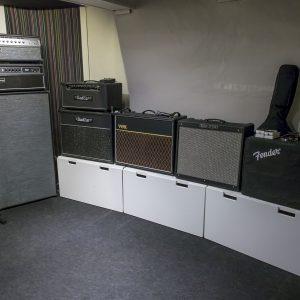Gitarforsterkere Studio