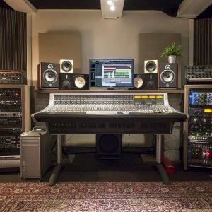 Lydstudio SSL AWS900+ SE