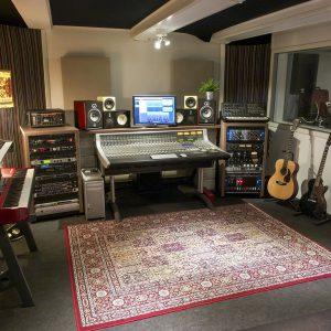 Cantus Studio Lydstudio i Oslo